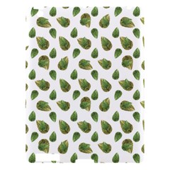 Leaves Motif Nature Pattern Apple Ipad 3/4 Hardshell Case by dflcprints