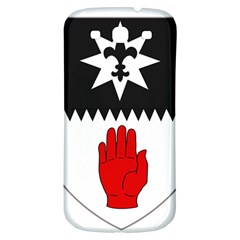 County Tyrone Coat Of Arms  Samsung Galaxy S3 S Iii Classic Hardshell Back Case by abbeyz71