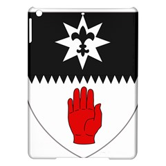 County Tyrone Coat Of Arms  Ipad Air Hardshell Cases by abbeyz71