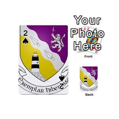 County Wexford Coat Of Arms  Playing Cards 54 (mini)  by abbeyz71