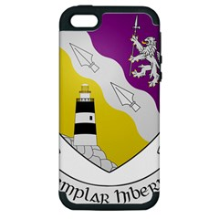 County Wexford Coat Of Arms  Apple Iphone 5 Hardshell Case (pc+silicone) by abbeyz71