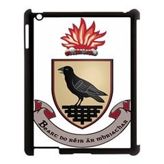 County Dublin Coat Of Arms  Apple Ipad 3/4 Case (black) by abbeyz71