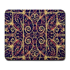 Tribal Ornate Pattern Large Mousepads by dflcprints