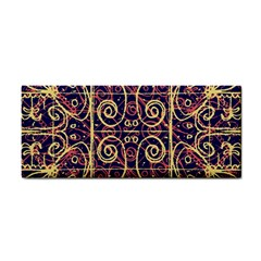 Tribal Ornate Pattern Cosmetic Storage Cases by dflcprints