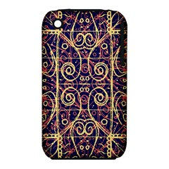 Tribal Ornate Pattern Iphone 3s/3gs by dflcprints