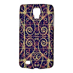 Tribal Ornate Pattern Galaxy S4 Active by dflcprints