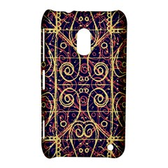 Tribal Ornate Pattern Nokia Lumia 620 by dflcprints