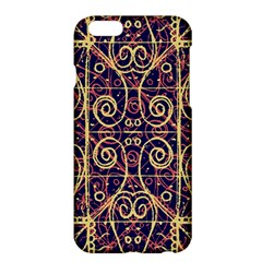 Tribal Ornate Pattern Apple Iphone 6 Plus/6s Plus Hardshell Case by dflcprints