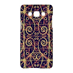 Tribal Ornate Pattern Samsung Galaxy A5 Hardshell Case  by dflcprints