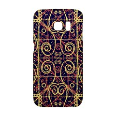 Tribal Ornate Pattern Galaxy S6 Edge by dflcprints