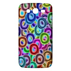 Colorful ovals        Samsung Galaxy Duos I8262 Hardshell Case by LalyLauraFLM