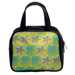 Starfish Classic Handbags (2 Sides) by linceazul