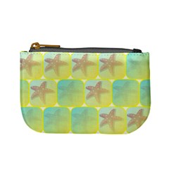 Starfish Mini Coin Purses by linceazul