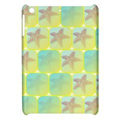 Starfish Apple Ipad Mini Hardshell Case by linceazul