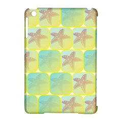 Starfish Apple Ipad Mini Hardshell Case (compatible With Smart Cover) by linceazul