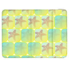Starfish Samsung Galaxy Tab 7  P1000 Flip Case by linceazul