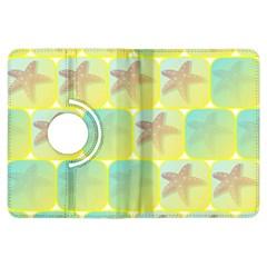 Starfish Kindle Fire Hdx Flip 360 Case by linceazul