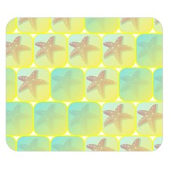 Starfish Double Sided Flano Blanket (small)  by linceazul