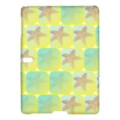 Starfish Samsung Galaxy Tab S (10 5 ) Hardshell Case  by linceazul