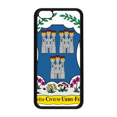 City Of Dublin Coat Of Arms  Apple Iphone 5c Seamless Case (black) by abbeyz71