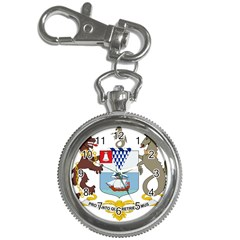 Coat Of Arms Of Belfast  Key Chain Watches by abbeyz71