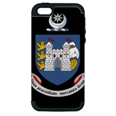 Flag Of Drogheda  Apple Iphone 5 Hardshell Case (pc+silicone) by abbeyz71