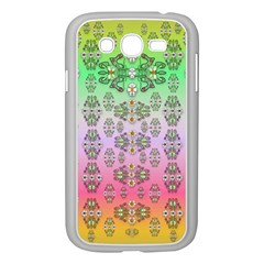 Summer Bloom In Festive Mood Samsung Galaxy Grand Duos I9082 Case (white) by pepitasart