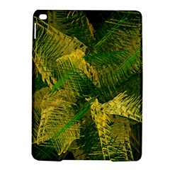 Green And Gold Abstract Ipad Air 2 Hardshell Cases by linceazul