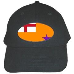 Flag Of The Orange Order Black Cap by abbeyz71