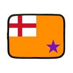 Flag Of The Orange Order Netbook Case (small)  by abbeyz71
