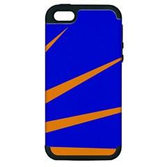 Sunburst Flag Apple Iphone 5 Hardshell Case (pc+silicone) by abbeyz71