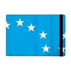 Starry Plough Flag Apple Ipad Mini Flip Case by abbeyz71