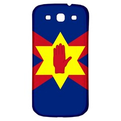 Flag Of The Ulster Nation Samsung Galaxy S3 S Iii Classic Hardshell Back Case by abbeyz71