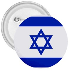 Flag Of Israel 3  Buttons by abbeyz71
