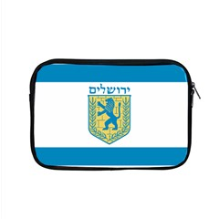 Flag Of Jerusalem Apple Macbook Pro 15  Zipper Case by abbeyz71