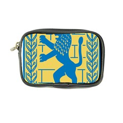 Coat Of Arms Of Jerusalem Coin Purse by abbeyz71