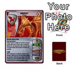 Heroscape Heroes 1 - Playing Cards 54 Designs