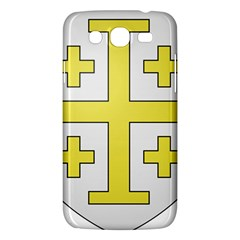 The Arms Of The Kingdom Of Jerusalem Samsung Galaxy Mega 5 8 I9152 Hardshell Case  by abbeyz71