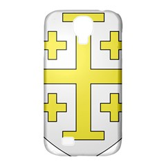 The Arms Of The Kingdom Of Jerusalem Samsung Galaxy S4 Classic Hardshell Case (pc+silicone) by abbeyz71