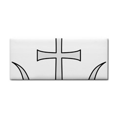 Anchored Cross  Cosmetic Storage Cases by abbeyz71