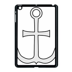 Anchored Cross  Apple Ipad Mini Case (black) by abbeyz71