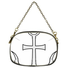 Anchored Cross Chain Purses (two Sides)  by abbeyz71