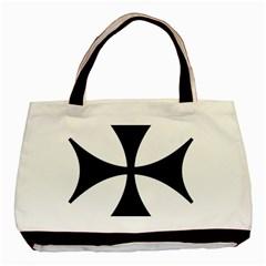 Bolnisi Cross Basic Tote Bag by abbeyz71