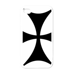 Bolnisi Cross Apple Iphone 4 Case (white) by abbeyz71