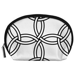 Carolingian Cross Accessory Pouches (large)  by abbeyz71