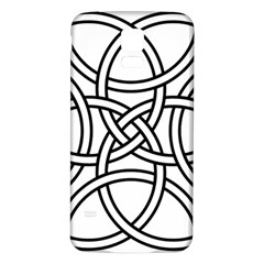 Carolingian Cross Samsung Galaxy S5 Back Case (white) by abbeyz71