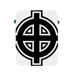 Celtic Cross Apple Ipad 2/3/4 Protective Soft Cases by abbeyz71