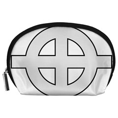 Celtic Cross  Accessory Pouches (large)  by abbeyz71