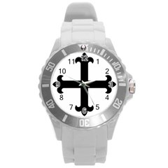Cross Fleury Round Plastic Sport Watch (l) by abbeyz71