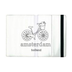 Amsterdam Apple Ipad Mini Flip Case by Valentinaart
